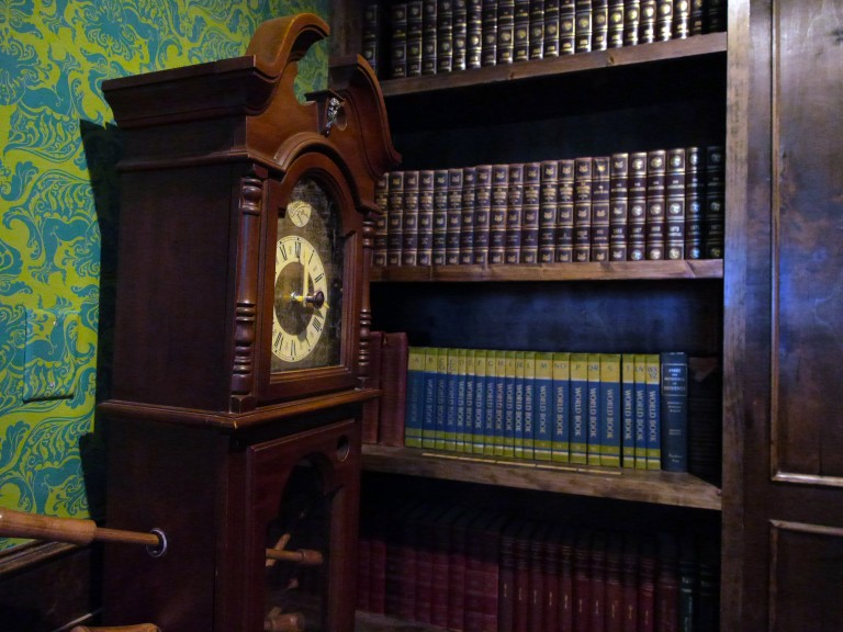 the cthulhu chamber clock