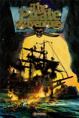 best pirate adventure puzzle room
