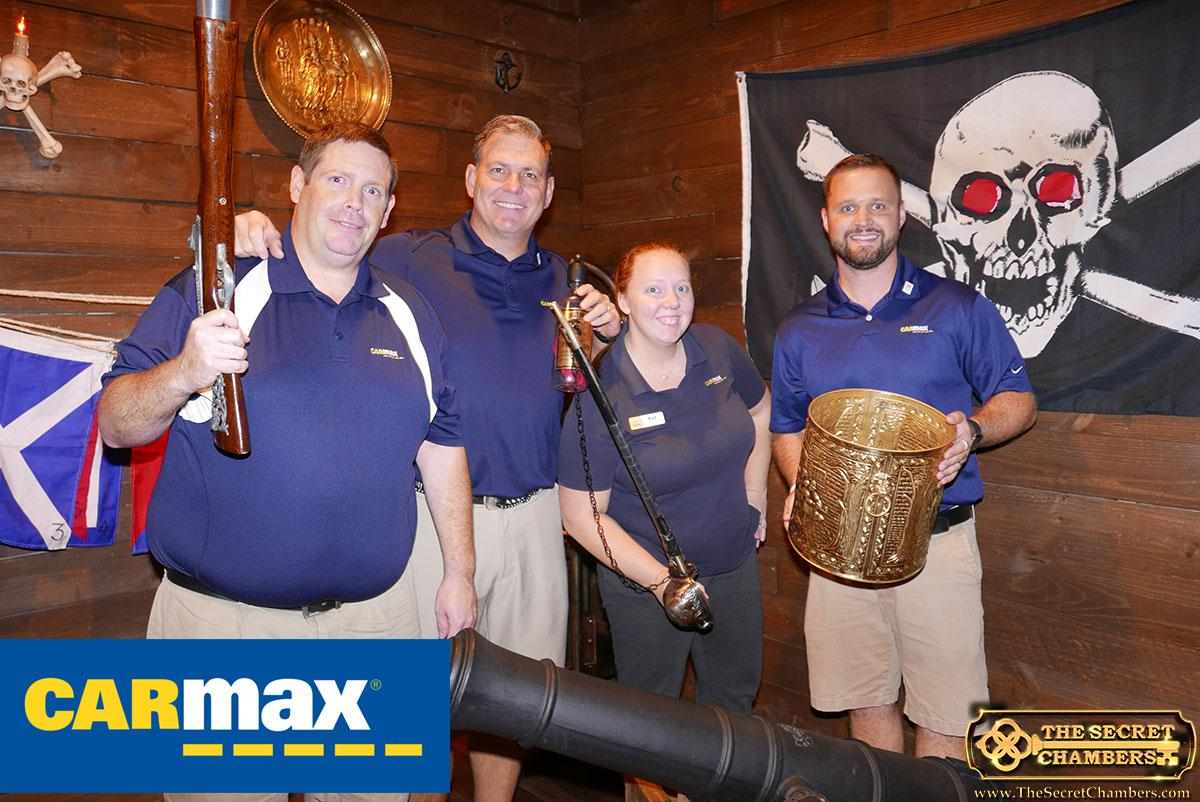 Our Corporate Clients - Carmax