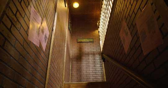 Stairway to jazzclub